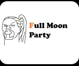 Full Moon Party video